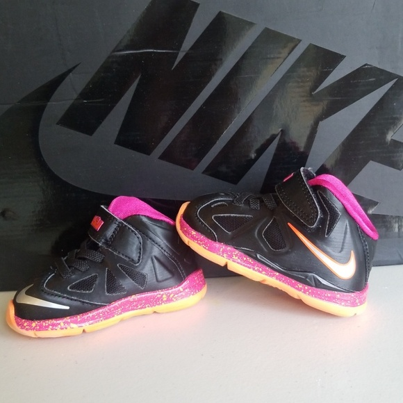 a5daba643aefe Sale! Nike Lebron Infant shoes. M 5c436541a5d7c651289f075f